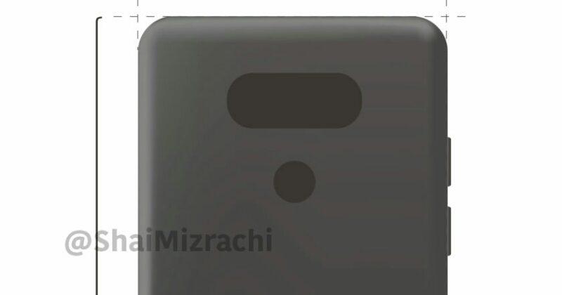 LG G6 lộ ảnh thiết kế gần như tương tự G5