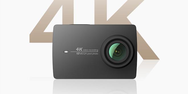 Yi Technology sắp giới thiệu camera hành trình quay video chuẩn 4K ở 60fps
