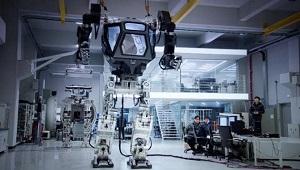 Hàn Quốc phát triển robot chiến đấu khổng lồ