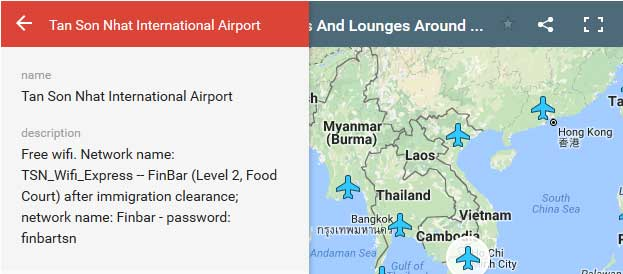 WiFi sân bay Tân Sơn Nhất