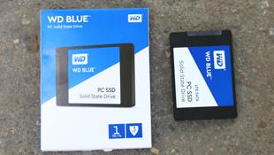 Đánh giá WD Blue SSD: đánh dấu sự trở lại với SSD