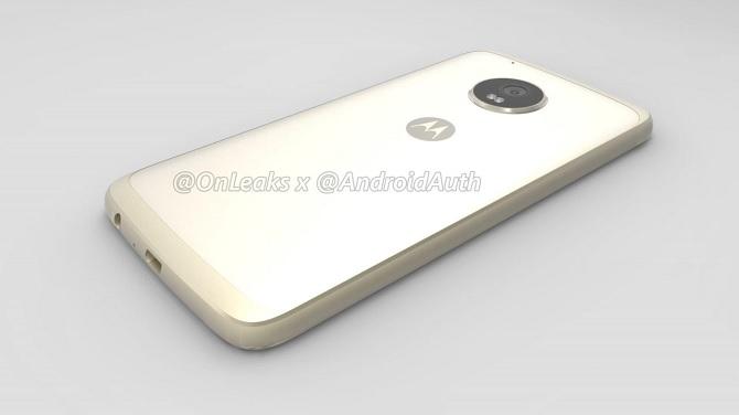 Lộ diện video và hình ảnh render rõ nét của Motorola Moto X (2017)