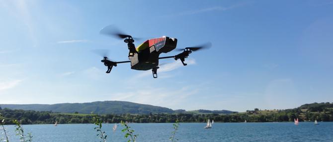 6 dự án với drone có ý nghĩa lớn cho nhân loại