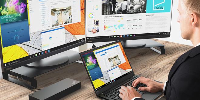 [CES 2017] Lenovo trình làng bộ 3 Thinkpad X1 2017 và Miix 720