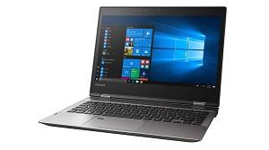 [CES 2017] Toshiba ra Portégé X20W: laptop 2-in-1, pin 16 tiếng