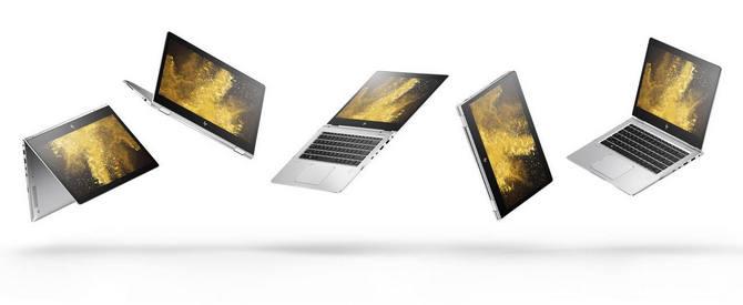 [CES 2017] HP ra mắt laptop EliteBook x360 G2 dành cho doanh nhân