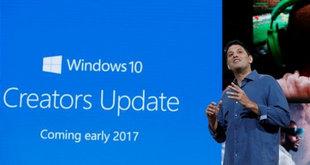 """Bản cập nhật Windows 10 Creators sẽ """"nhỡ đò"""" tới tháng Tư"""