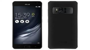 Hé lộ Asus Zenfone AR: smartphone trang bị công nghệ Tango thứ 2