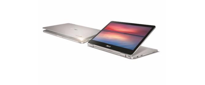[CES 2017]: Asus trình làng Chromebook Flip C302CA