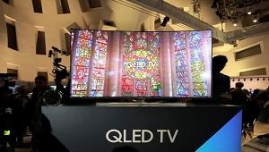 [CES 2017] Samsung giới thiệu dòng QLED TV mới, nâng cấp nền tảng Smart TV