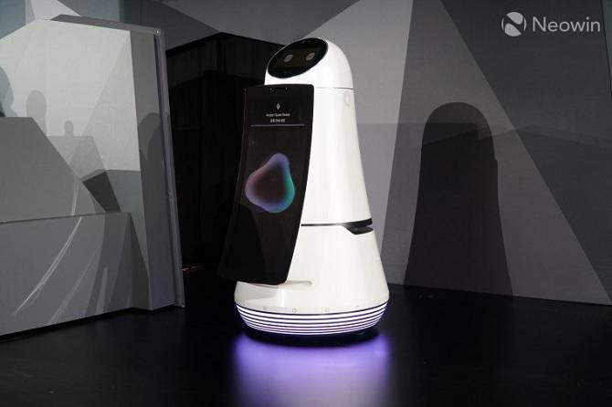 [CES 2017]: LG trình làng loạt robot thông minh cho hệ sinh thái IoT