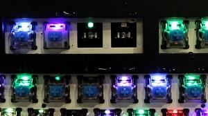 [CES 2017] Tesoro ra mắt bàn phím cơ có thể thay nóng switch
