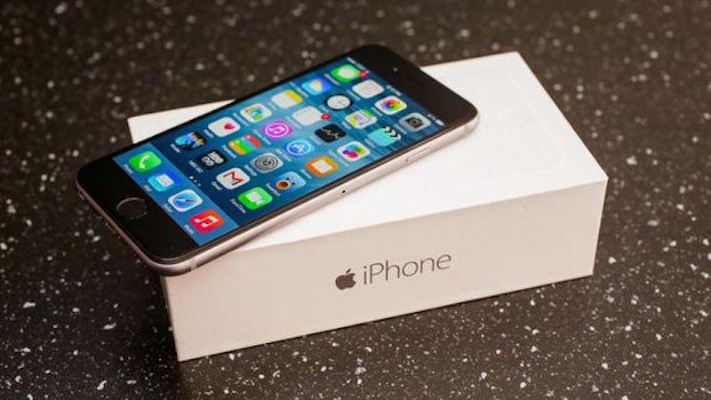 Giáp Tết, iPhone 7 hàng nhái tung hoành trên kênh bán online