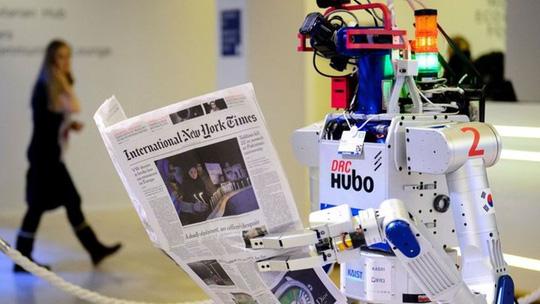 Công ty Nhật sa thải 34 nhân viên và thay bằng... robot
