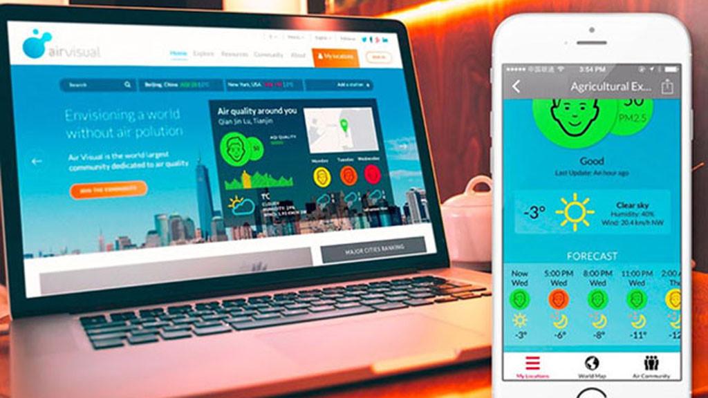Đo ô nhiễm không khí bằng... smartphone