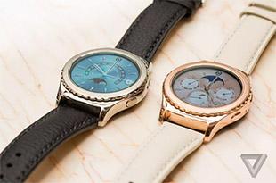 Đồng hồ thông minh của Samsung đã tương thích iOS