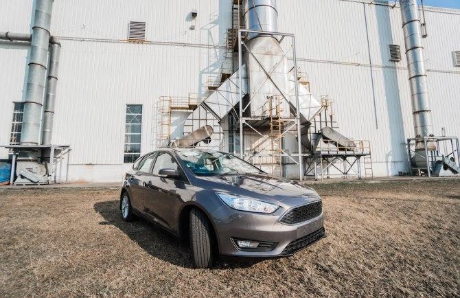 Ford ra mắt Focus Trend mới: động cơ EcoBoost 1.5L, giá 699 triệu đồng