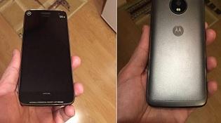 Lộ diện smartphone Moto G5 Plus chạy Android 7 với cấu hình tầm trung