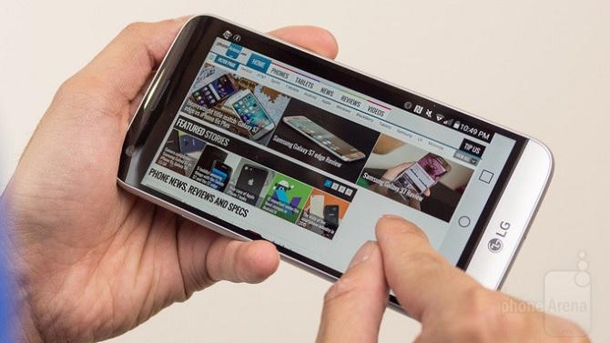 """LG G6 sẽ sử dụng màn hình LCD góc nhìn """"siêu rộng"""", tiết kiệm điện năng và có tỷ lệ 19:8"""