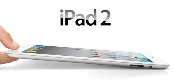 Giá iPad, iPad 2 tân trang giảm đến 50 USD