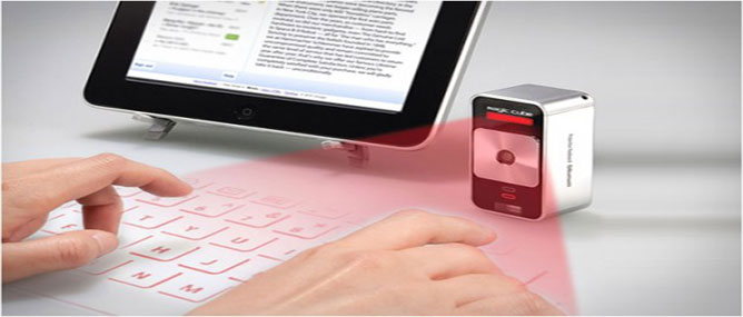Đánh giá bàn phím ảo Celluon Magic Cube