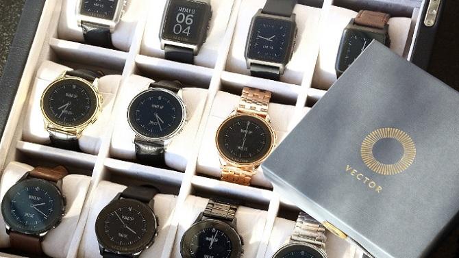 Fitbit mua lại thương hiệu smartwatch hạng sang Vector