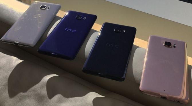 "HTC U Ultra và HTC U lộ diện trước giờ ""G"""