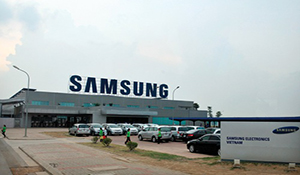 Samsung muốn rót thêm 2,5 tỷ USD vào Bắc Ninh