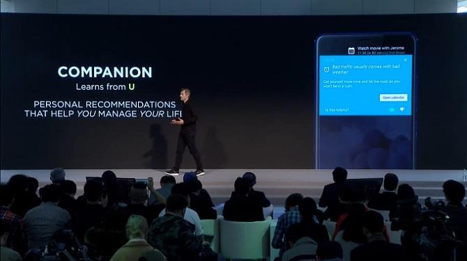 HTC công bố trợ lí giọng nói Sense Companion - ảnh 1