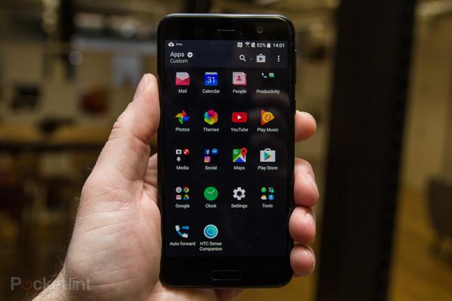 Cận cạnh HTC U Play vừa ra mắt - ảnh 4