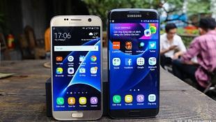 Samsung chính thức phát hành Android Nougat cho Galaxy S7/S7 edge