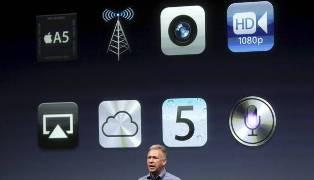 Dân công nghệ rên rỉ về iPhone 4S
