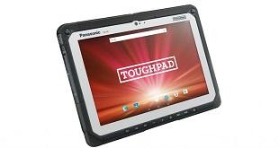 Panasonic giới thiệu tablet đạt độ bền chuẩn quân đội