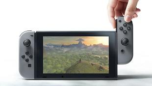 Nintendo Switch có giá 300 USD, bán ra từ 3/3