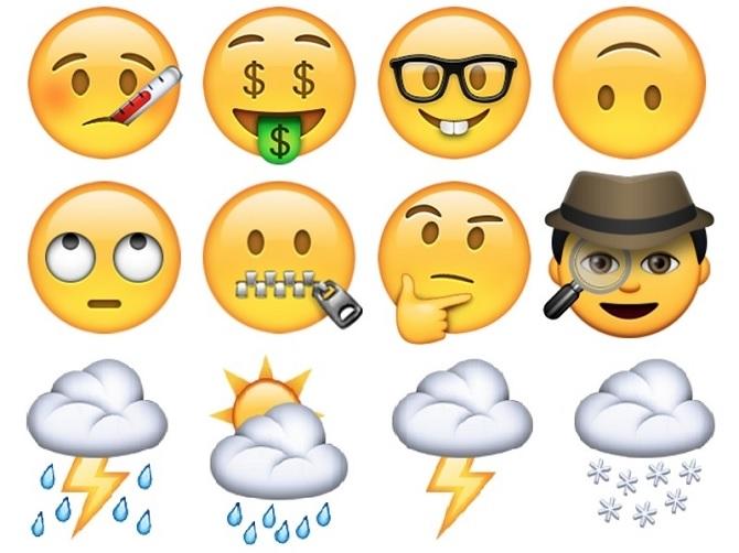 Emoji mới khơi lại nỗi đau của Android - ảnh 1