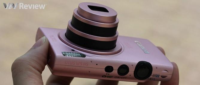 Đánh giá máy ảnh số Canon IXUS 125 HS