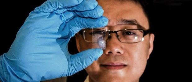 Siêu vật liệu graphene sẽ giúp thu nhỏ kích thước cảm biến camera
