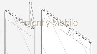 """Samsung để lộ chi tiết smartphone """"biến hình"""" Galaxy X"""