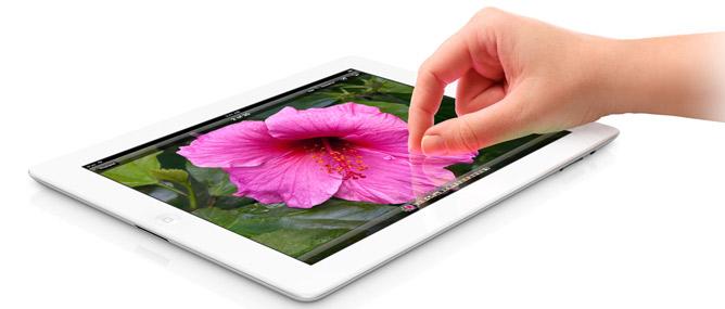 New iPad chính hãng về Việt Nam ngày 11/5