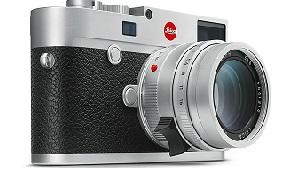 Leica M10 ra mắt: thiết kế mỏng hơn, có vòng xoay ISO và WiFi