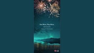 LG gửi thư mời sự kiện ra mắt G6 tại MWC 2017