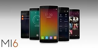 Lộ diện cấu hình 3 phiên bản của Xiaomi Mi 6