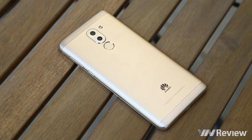 Đánh giá Huawei GR5 2017