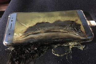 Note 7 phát nổ do 2 lỗi thiết kế pin