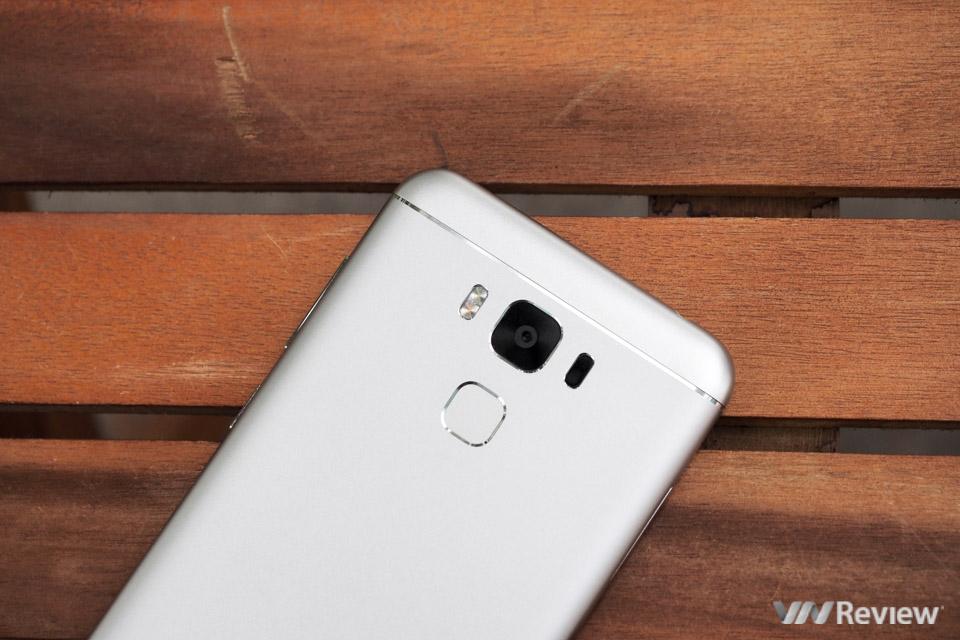 Đánh giá Asus ZenFone 3 Max 5.5