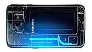Galaxy S8 và LG G6 sẽ có ống tản nhiệt