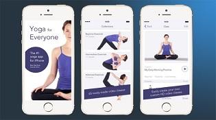 5 ứng dụng tập yoga tốt nhất trên di động