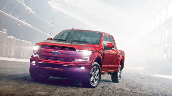 Ford trình làng mẫu bán tải F-150 2018 với nhiều nâng cấp, hé lộ sự trở lại của dòng Bronco