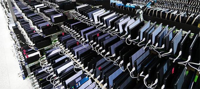 Đột nhập phòng điều tra sự cố pin Galaxy Note 7 của Samsung