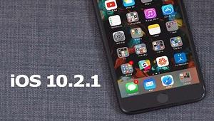Apple phát hành iOS 10.2.1 và macOS Sierra 10.12.3